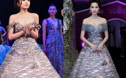 Sự cố hy hữu trong đêm chung kết Hoa hậu Việt Nam