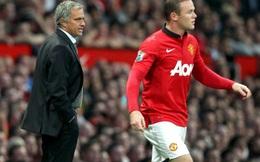 """Mourinho âm mưu """"hành"""" Rooney sống dở chết dở"""