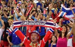 """Thái Lan nhận """"doping"""" đặc biệt trước trận đấu quyết định giấc mơ World Cup"""