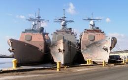 """Hải quân Mỹ sắp """"gọi tái ngũ"""" 5 tuần dương hạm Ticonderoga đã nghỉ hưu?"""