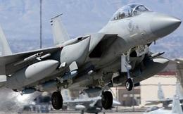 Lộ số lượng chiến đấu cơ Saudi Arabia tham chiến ở Syria