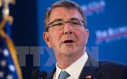 Ông Ashton Carter ủng hộ dỡ bỏ các hạn chế bán vũ khí cho Việt Nam