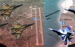 """6 tiêm kích Israel - Nga đối đầu, suýt """"bắn nhau"""" ở Syria"""