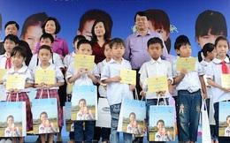 80 nghìn ly sữa tặng trẻ em nghèo hiếu học ở Ninh Bình