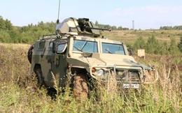 Xe thiết giáp Tiger phiên bản đặc nhiệm có gì khác biệt?