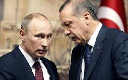 Putin bất ngờ nhận lá thư đầu tiên từ TT Thổ Nhĩ Kỳ sau vụ Su-24 bị bắn rơi