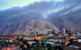 7 hiện tượng thời tiết nguy hiểm trên Trái Đất