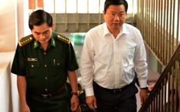 Bí thư Đinh La Thăng làm việc với bộ đội Biên phòng TP.HCM