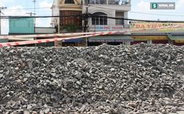"""Người dân khổ sở sống trong những """"căn hầm"""" giữa lòng TP HCM"""