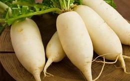 7 công dụng ít biết của củ cải