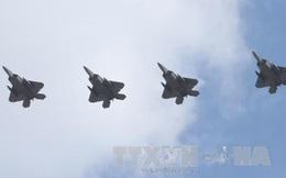 Mỹ điều tiêm kích F-22 tới Đông Âu