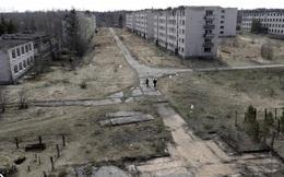 """""""Thành phố quân sự ma"""" u tịch từ thời Xô Viết"""