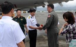 Hải quân Việt Nam lên máy bay săn ngầm P-3C Orion Mỹ