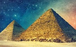 Hạt vũ trụ có thể là cách để tìm ra kim tự tháp đã được xây như thế nào