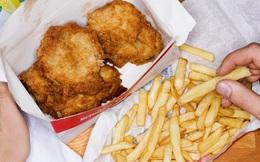 Giật mình vì hóa chất độc hại tiềm ẩn trong bao bì của các thực phẩm ăn nhanh
