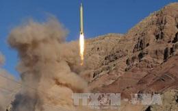 Iran thử thành công tên lửa tiêu diệt được mọi mục tiêu trên đất Israel