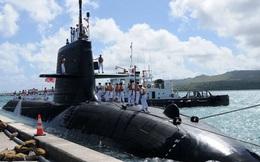 Nhật Bản hạ thủy tàu ngầm tấn công thế hệ mới thứ 7