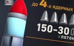 """[VIDEO] Trung Quốc """"mổ xẻ"""" siêu tên lửa RS-26 của Nga"""