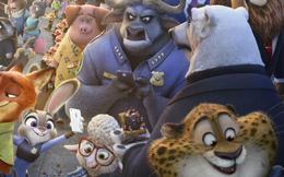 Một con vật trong Zootopia có nhiều lông tóc hơn tất cả các nhân vật trong phim Frozen cộng lại