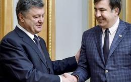 Cựu Tổng thống Gruzia sẽ trở thành tân Thủ tướng Ukraine?