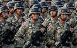 Quân đội Trung Quốc ngừng các dịch vụ phải trả tiền
