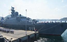 Quốc tế nói về chuyến đi lịch sử của tàu Việt Nam