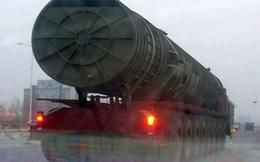Trung Quốc sắp triển khai siêu tên lửa đạn đạo Dongfeng-41