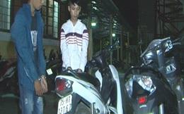 Trộm xe máy gặp Cảnh sát hình sự