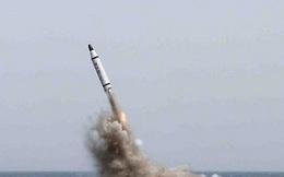 Yonhap: Triều Tiên tiếp tục phóng tên lửa đạn đạo từ tàu ngầm
