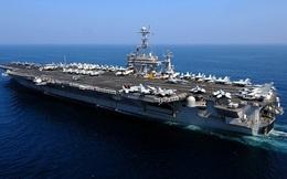 Biển Đông căng thẳng, Trung Quốc cấm tàu sân bay Mỹ vào Hong Kong