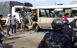 Danh sách hơn 20 người thương vong vụ xe khách đối đầu xe tải