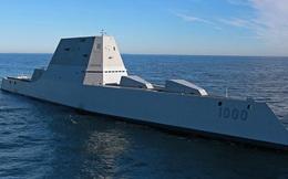 """Ngân sách chế tạo """"tàu chiến viễn tưởng"""" của Mỹ tăng lên """"chóng mặt"""""""