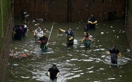 Có gì bên dưới kênh Paris sau 15 năm không nạo vét?
