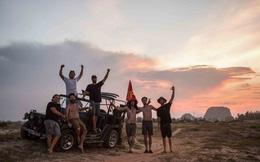 """Bộ ảnh Việt Nam vô cùng """"tự do và phóng khoáng"""" của chàng trai Tây mê trượt ván"""