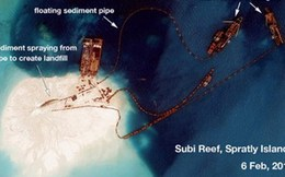 Báo Nhật đăng bài vạch trần ý đồ độc chiếm Biển Đông của Trung Quốc