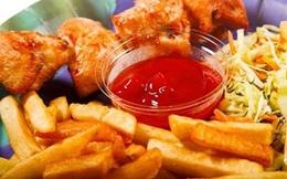 Đồ ăn nhanh: Ăn nhiều dễ vô sinh