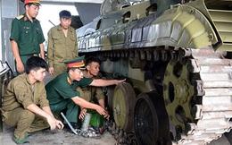 Bảo đảm cơ động ở Trung đoàn Thủ Đô