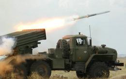 Bản nâng cấp cực mạnh của pháo phản lực BM-21 Grad