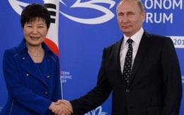 """Nga-Hàn """"song kiếm hợp bích"""" đối phó Triều Tiên"""