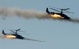 24h qua ảnh: Máy bay trực thăng Ka-52 khai hỏa diệt mục tiêu