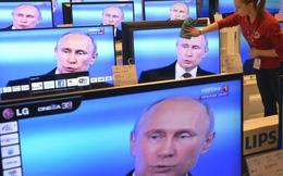 BBC đăng phóng sự về cách xem truyền hình của người Nga