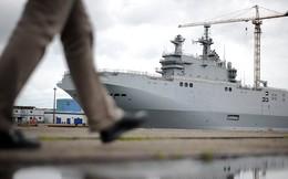 Nga nhận lại các thiết bị điện tử tàu chiến Mistral