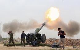 7 ngày qua ảnh: Iraq nã pháo hạng nặng diệt IS