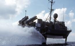 Tàu tên lửa tấn công nhanh siêu dị của Hải quân Mỹ