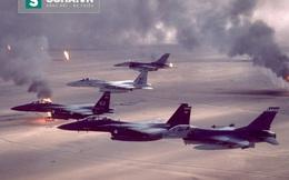6 cuộc chiến tranh chứng minh sức tàn phá của máy bay tấn công