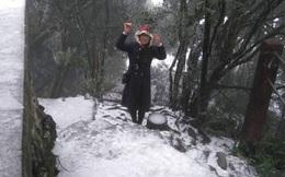 Tuyết rơi ở Hà Nội: Không phải lần đầu