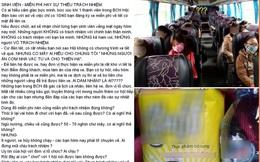Ý thức đáng buồn của sinh viên trên chuyến xe miễn phí