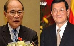 Quốc hội sẽ miễn nhiệm Chủ tịch nước và Chủ tịch QH như thế nào?