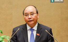 Giới thiệu ông Nguyễn Xuân Phúc để bầu làm Thủ tướng Chính phủ