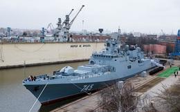 Nga tăng viện siêu tàu hộ vệ tên lửa cho Hạm đội Biển Đen